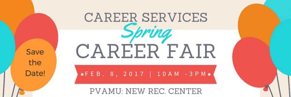 Prairie View A&M University Career Fair