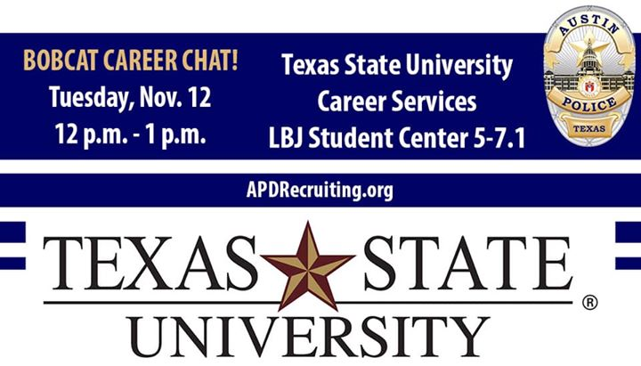 Bobcat Career Chat - Texas State University