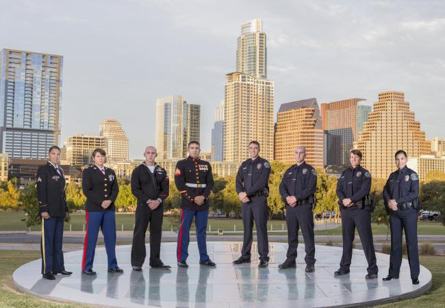 Military & the APD