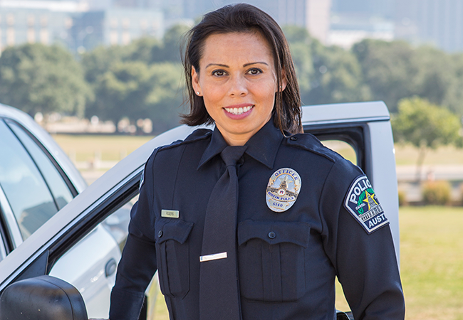 Officer Nettie Rogers