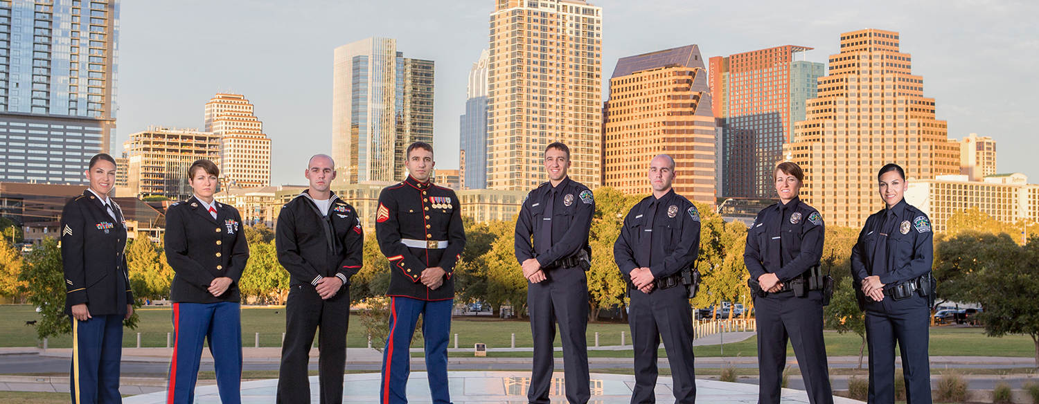 Military & the APD Hero Image